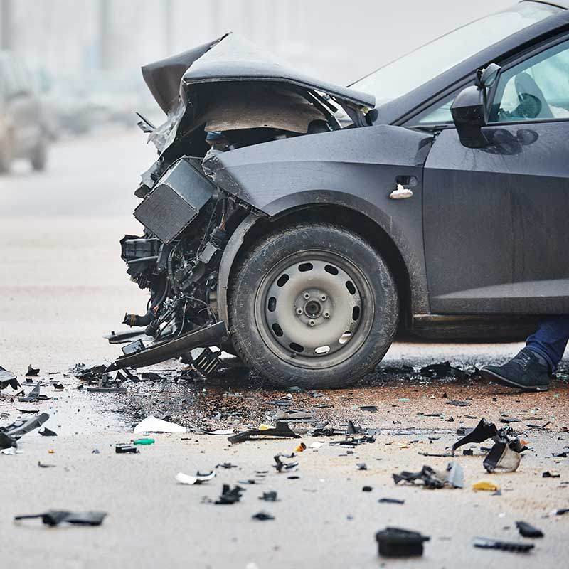 personal injury car accident